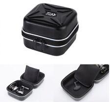 Daiwa Reel Case HD Reel Cover(A) SP-M Black with Open Pocket 16 x 16 x 10 cm F/S