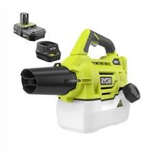 New Ryobi P2850 One +18 V Defender Cordless Chemical Fogger Mister Disinfectant