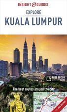 Insight Guides Explore Kuala Lumour *FREE SHIPPING - NEW*