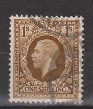 Great Britain nr 185 used GEORGE V 1934 VEILING oude postzegels ENGELAND