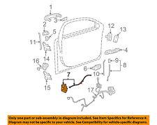 GM OEM Front Door-Door Lock Kit 22865521