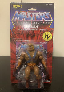 Masters Of The Universe He-Man Super 7 Filmation MOTU