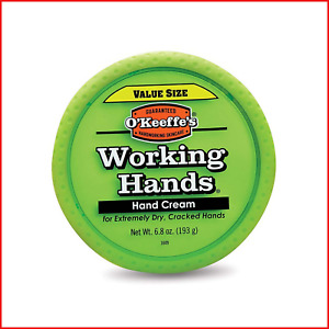 O'Keeffe's® Working Hands Value Size Jar 193g