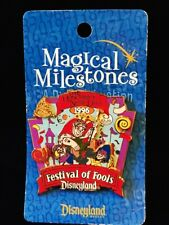 Disney Magical Milestones 1996 The Hunchback of Notre Dame Festival of Fools Pin