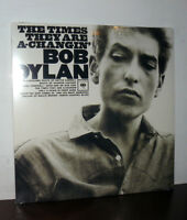 "12"" ALBUM BOB DYLAN  LP sealed  THE TIMES THEY ARE A-CHANGIN' SIGILLATO"