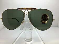 New Ray Ban Sunglasses RB 3138 181 62MM SHOOTER TORTOSE/GOLD RB3138