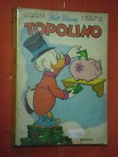 WALT DISNEY- TOPOLINO libretto- n° 897 c - originale mondadori -anni 60/70