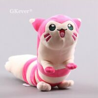 Shiny Furret Sentret Pink Plush Toy Stuffed Animal Cuddly Doll 19'' Figure Teddy