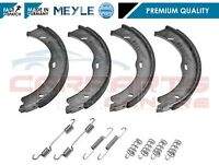 FOR MERCEDES VITO 639 W639 REAR HANDBRAKE PARKING BRAKE SHOES FITTINGS KIT 03-