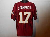 Jason Campbell #17 Washington Redskins Jersey Large