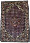 Semi Antique Geometric Handmade 8X11 Area Rug Oriental Home Room Decor Carpet