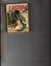 Lot Of 2 Whitman Big Little Books Lassie Alaska & Beep Beep The Road Runner TP6