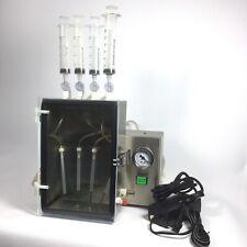 Machine de remplissage sous vide cartouche jet d'encre et recharge compatible
