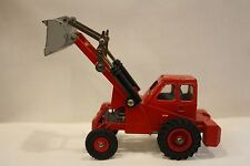 DINKY TOY TRACTOR WITH BUCKET