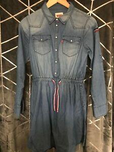 LEVI'S  DRESS AGE 16 VERY GOOD CONDITION PLEASE READ DESCRIPTION