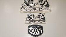 Firestone Walker Brewing Decals  Craft Beer Stickers