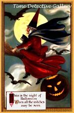 Vintage Halloween Graphic Print #11 - Available in 4 Sizes