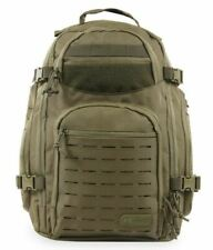 Highland Tactical Roger Bugout Survival Military Backpack Army Green New