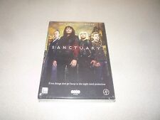 SANCTUARY SERIES 1 COMPLETE (DVD,2009) 4 DISC SET BOX SET BRAND NEW AND SEALED