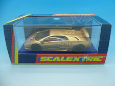 Scalextric C2069 Gold Diablo Limited Edition of 300