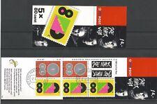 NVPH PB 61 DOE MAAR VIJF GESTEMPELD 2000 CAT.WRD. 5,00 EURO