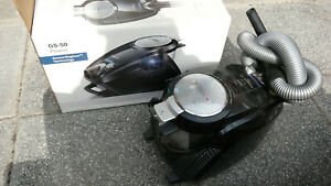 Bosch GS-50 Power Pro Silence Vacuum Cleaner Hoover Hose Box Book Works w/Fault