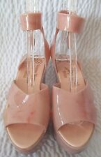 Vivienne Westwood Pink Anglomania Melissa Platform Shoes Size 9