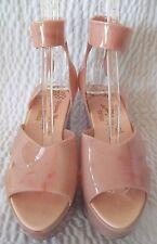 Vivienne Westwood Pink Anglomania Melissa Platform Shoes Size 9