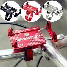 Aluminum Bicycle Holder MTB Motorcycle Bike Handlebar For Cell Phone GPS Mount