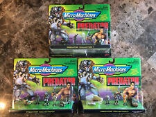 1996 Galoob Micro Machines Predators Collection 1, 2 & 3 Sealed / Moc Lot