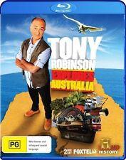 Tony Robinson Explores Australia (Blu-ray, 2011, 2-Disc Set)