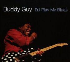 DJ Play My Blues [Bonus Tracks] [Digipak] by Buddy Guy (CD, May-2010, JSP (UK))