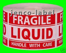 ML23126, 500 2x3 Fragile Liquid Handle With Care