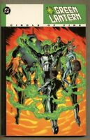 GN/TPB Green Lantern Circle Of Fire Collected vg- 3.5 2002 / 228 pgs Oblivion