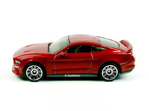 MATCHBOX / 2019 Ford Mustang Coupe (Metallic Red) / MULTIPACK EXCLUSIVE.