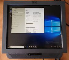 "All-in-one pc 17"" elo pantalla táctil IBM anyplace AMD 1.8 GHz 2gb 80gb w10 Pro"