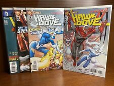 Hawk & Dove #1-8 Complete Run First Prints Dc New 52 Rob Liefeld (2011) Batman
