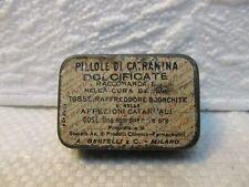 """Ancienne boite publicitaire d'éguilles de phono : """" Aiguilles GAMMA """" needles"""