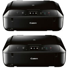 Canon PIXMA MG6820 Black Wireless Inkjet All-In-One Multifunction Printer 2 PACK