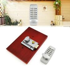 Electronic Code Door Digital Keypad Card Smart Keyless Home Security Smart Lock