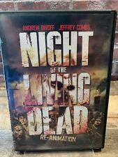 Night of The Living Dead Re-Animation DVD