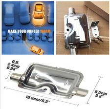 Durable Stainless Steel Exhaust Pipe Silencer for Air Diesel Car Parking Heater