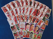 Middlesbrough - Mixed lot of Cards - Lot of 48 - Various Seasons and Brands