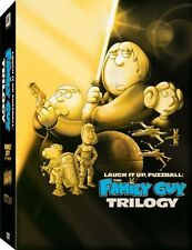 Laugh It Up, Fuzzball: The Family Guy Trilogy [3 Dis (2010, REGION 1 DVD New) WS