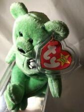 Ty Beanie Baby Kicks the Soccer Bear Push Toy