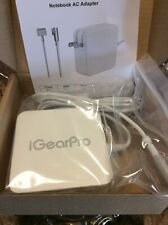 Macbook Pro Charger, iGearPro For 13 Inch Macbook Pro 60w Magsafe L-Tip