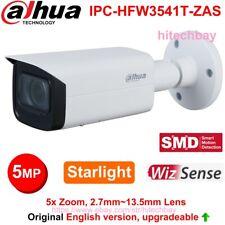 Dahua 5MP Starlight Varifocal 5x Zoom PoE H.265+ Camera IPC-HFW3541T-ZAS N53AF5Z