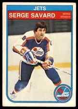 1982-83 O-Pee-Chee Serge Savard #390