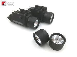 Aluminum Head Bezel for Streamlight Insight EOTech M2 UTL M3 M4-PRO M5 M6 TLI