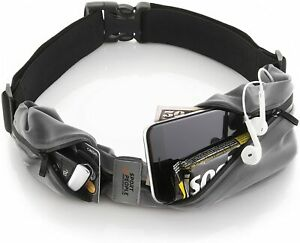 sport2people Running Waist Belt Pouch Cell Phone Holder Pick From Colors Listed